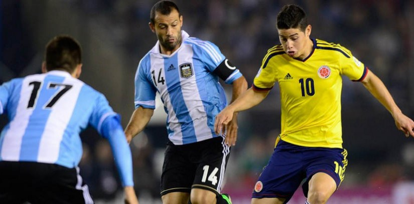 Copa America: Back an easy Argentina win if Colombia go two up top