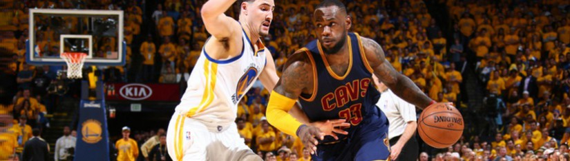 NBA Betting: Golden State Warriors to hit back against Cleveland