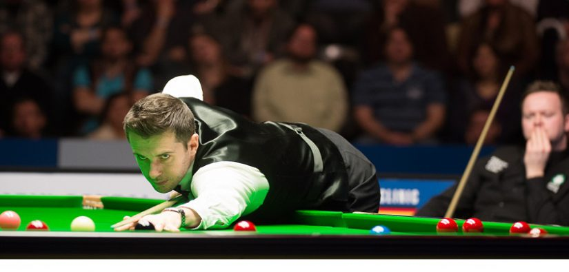 How to bet successfully on Snooker