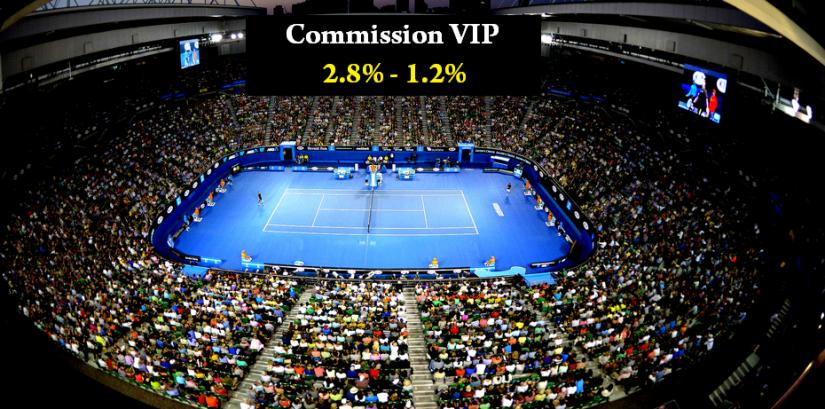 Promotion VIP Australian Open